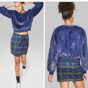 Sweaters - Kawaii Faux Fur Jumper